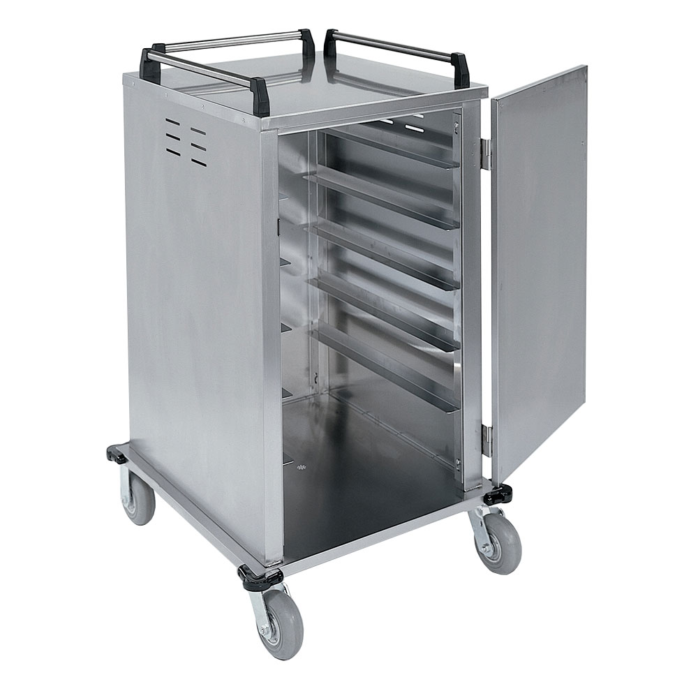 Lakeside 5510 12-Tray Ambient Meal Delivery Cart