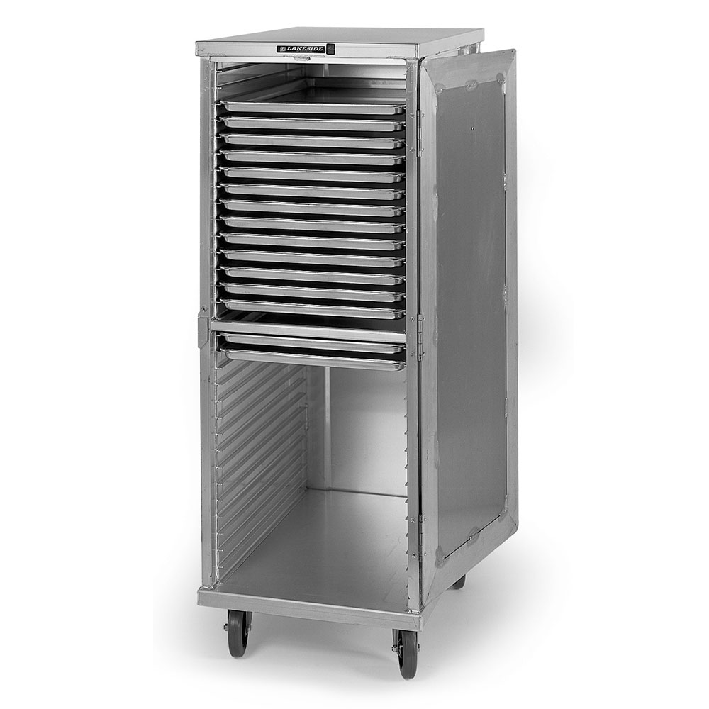 Lakeside 5529 22-Tray Ambient Meal Delivery Cart