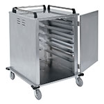 "Lakeside 5710 Enclosed Tray Truck for (10) 14 x 18"" Trays, Vented"