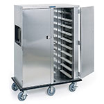 """Lakeside 6920 2-Compartment Enclosed Tray Truck w/ (20) 14x18"""" Capacity"""