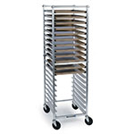"Lakeside 8567 20.5""W 20-Sheet Pan Rack w/ 3"" Bottom Load Slides"
