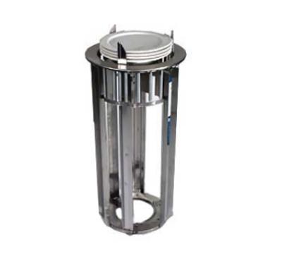 "Lakeside 92225 Dish Dispenser, Open Frame Style, Max Dish Size 9.75"""