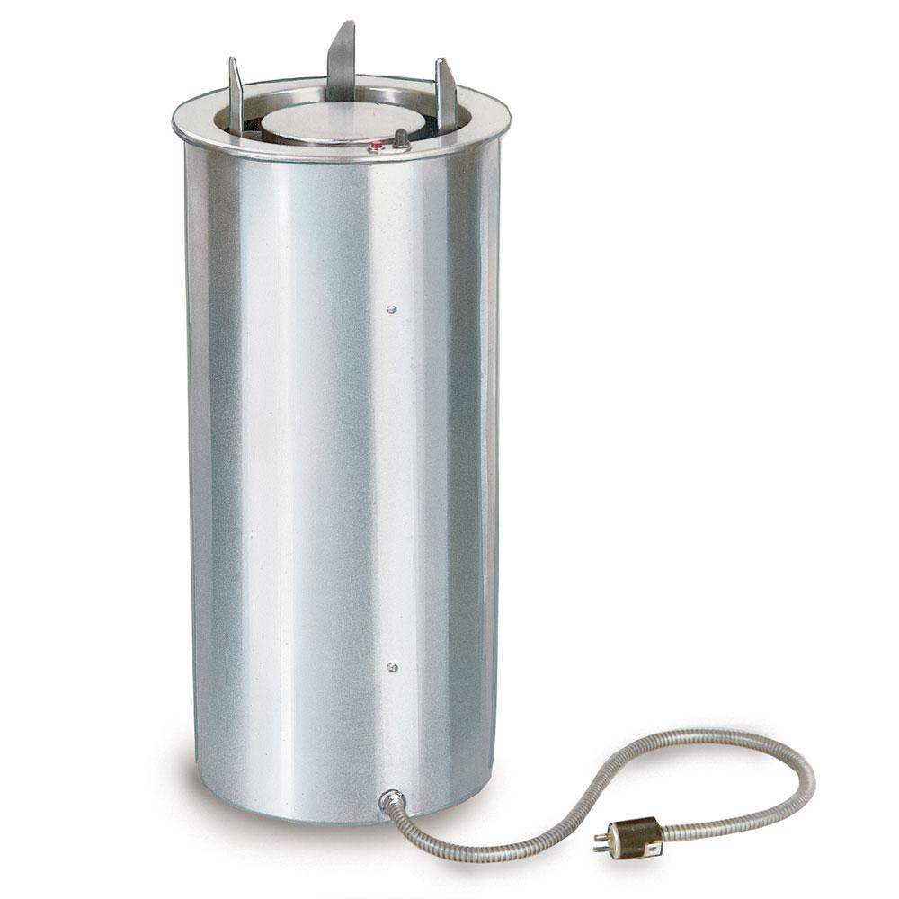 "Lakeside 934 120 Tubular Drop-In Dish Dispenser w/ Self-Leveling Tube, 12"", 120 V"