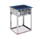 "Lakeside 976 Drop-In Tray Dispenser w/ Self-Leveling Tube, (150) 14 x 18"""