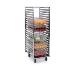 "Lakeside 166 Pan Rack w/ Angle Ledge for 18 x 26"" & 14 x 18"" Pans"