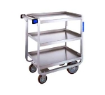 Lakeside 939 Utility Cart w/ (3) 18 x 27-in shelves &
