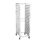 Lakeside 125 Sheet Pan Tray Rack w/ (35) 18 x 26-in Pan Capacity, Stainless