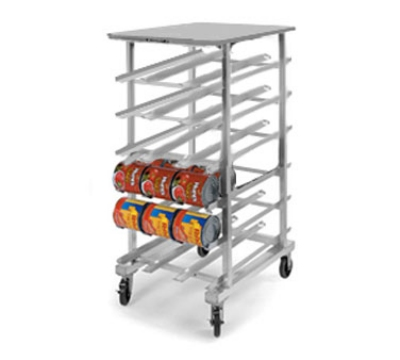 335 Mobile Can Storage Rack w/ (144) #10 or (192) #5 Can Capacity
