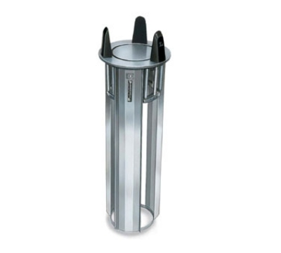 "Lakeside 400025 5"" Round Open Frame Drop-In Dish Dispenser, ADA"