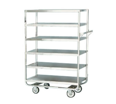 "Lakeside 733 38.5"" Queen Mary Cart w/ 6 Levels, 700-lb Capacity"
