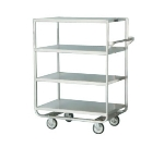 "Lakeside 546 38.5"" Queen Mary Cart w/ 4 Levels, 700-lb Capacity"
