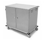 Lakeside 5618 18-Tray Ambient Meal Delivery Cart