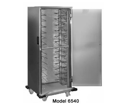 "Lakeside 6536 Enclosed Transport Delivery Cabinet w/ (19) 18 x 26"" Capacity"