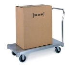 Lakeside 7518 Single Handle Platform Truck w/ 2000-lb Load Capacity, 30 x 60""