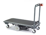 "Lakeside 8180 Battery Operated Platform Truck w/ Solid State, 27x48"", 1500-lb"