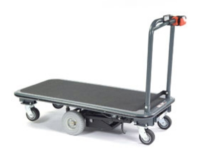 """Lakeside 8180 Battery Operated Platform Truck w/ Solid State, 27x48"""", 1500-lb"""