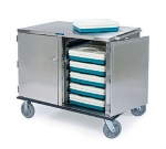 Lakeside 836 28-Tray Ambient Meal Delivery Cart