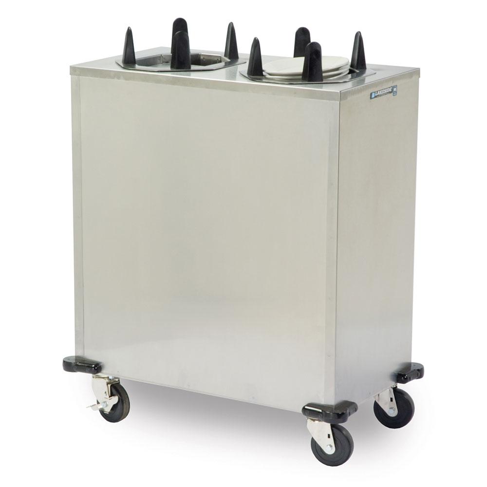 """Lakeside V5210 Mobile Dish Dispenser for Platter Up To 7.75 x 10.5"""""""