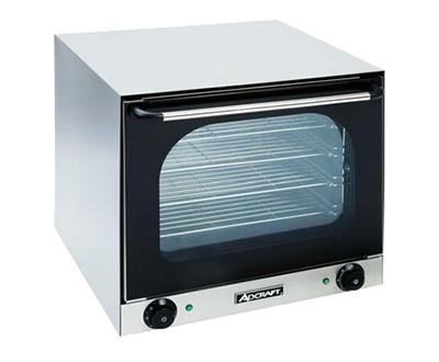 Adcraft COH-2670W Half-Size Countertop Convection Oven, 220v/1ph