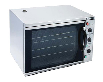 Adcraft COH-3100WPRO Half-Size Countertop Convection Oven, 220v/1ph
