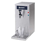 Adcraft HWD-15 Countertop Hot Water Dispenser w/ 1.5-gal Capacity & Drip Tray, Stainless
