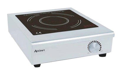 Adcraft IND-C208V Countertop Commercial Induction Cooktop, 208v/1ph