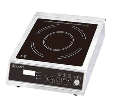 Adcraft IND-E120V Countertop Commercial Induction Cooktop, 120v