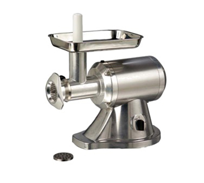 Adcraft MG-1 Meat Grinder w/ #12-Attachment Hub & Overload Protection, Stainless