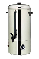Adcraft WB-100 Water Boiler w/ 100-Cup Capacity & Variable Temp Control, Stainless