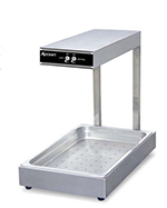 Adcraft IDW-940W Infrared Food Warmer - Raised Base, Stainless, 120v