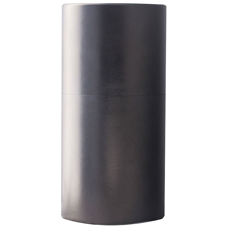Witt AL35-SVN 35-gal Indoor Decorative Trash Can - Metal, Silver