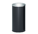 Witt Industries 2000BK Indoor & Outdoor Standard Ash Urn, 10 x 20-in, Black Finish