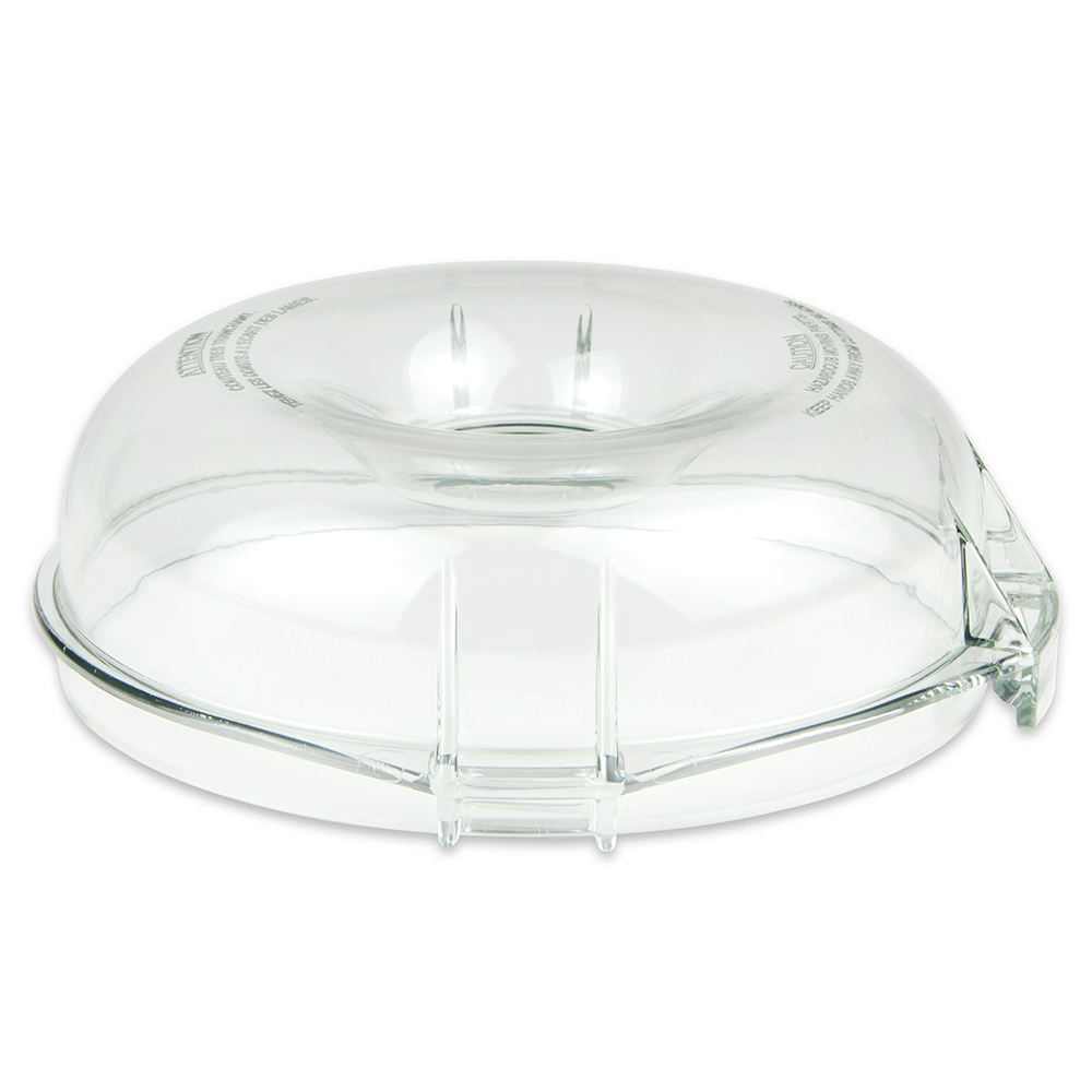 Robot Coupe 106458S Lid for 3QT Gray Bowl for R2N