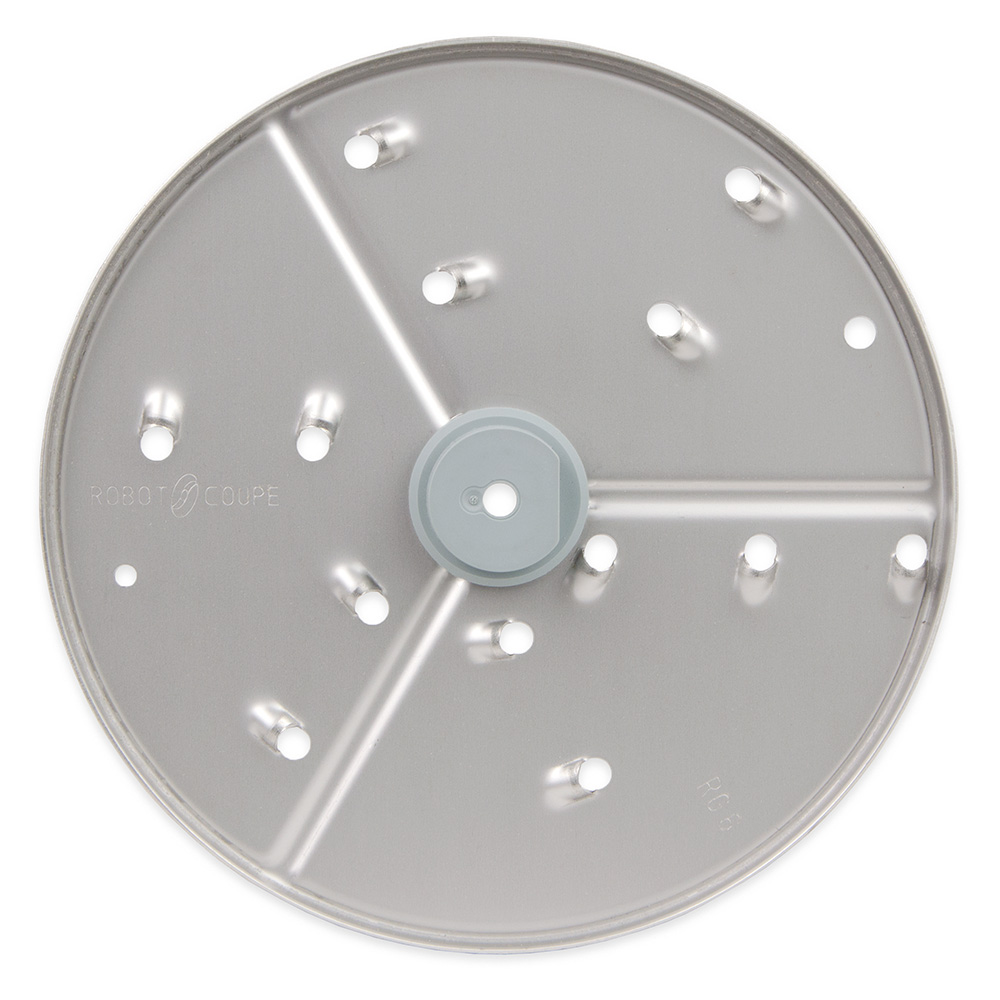 Robot Coupe 27046 0.25-in Coarse Grating Disc, Fits R-Series Food Processors