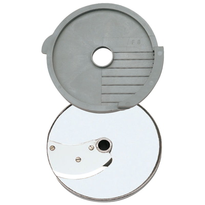 Robot Coupe 27117 French Fry Disc Assembly for R402 Series A, 10x10-mm