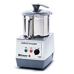 Robot Coupe BLIXER6 Vertical Commercial Blender Mixer w/ 7-qt Capacity & 2-Speeds