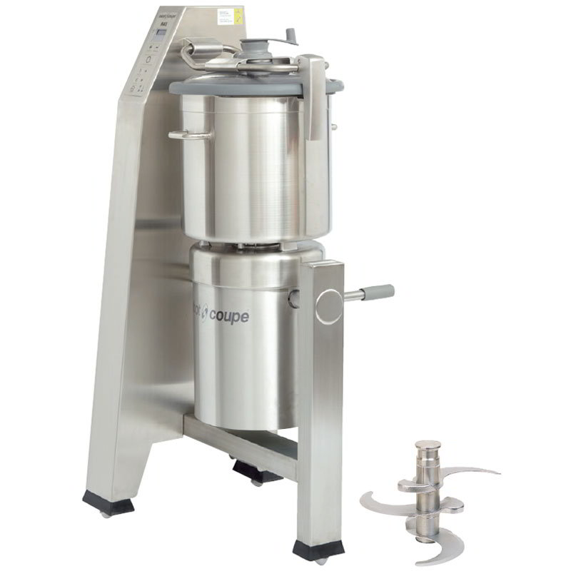 Robot Coupe R23T Vertical Cutter Mixer w/ 24-qt Stainless Tilt Cutter Bowl & 2-Speeds