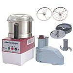 Robot Coupe R2DICEULTRA 1-Speed Cutter Mixer Food Processor w/ 3-qt Bowl, 120v