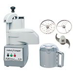 Robot Coupe R301C 1-Speed Continuous Feed Food Processor w/ Side Discharge, 120v