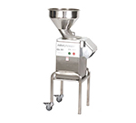 Robot Coupe CL55BULKW/STAND Bulk-D Commercial Food Processor w/ Stainless Bulk Hopper, Base & Stand