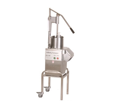 Robot Coupe CL55PUSHERW/STAND Pusher-D Commercial Food Processor w/ Automatic Feed Head, Base & Stand