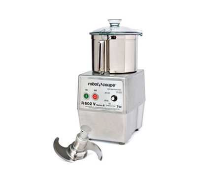 Robot Coupe R602VB Cutter Mixer w/ 7-qt Stainless Bowl & Variable Speeds