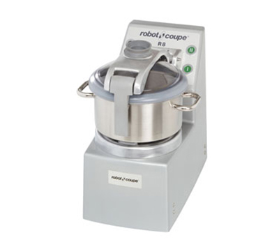Robot Coupe R8 Vertical Cutter Mixer w/ 8-qt Stainless Bowl & 2-Speeds