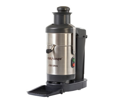 Robot Coupe J80ULTRA Table Top Centrifugal Juicer w/ 6.5-qt Waste Container & Anti-Drip Spout