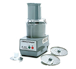 Robot Coupe R101 Combination Food Processor w/ 2.5-qt Gray Bowl, S-Blade & 1-Speed