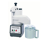 Robot Coupe R301 D-Series Combination Food Processor w/ 3.5-qt Gray Bowl & Continuous Feed Kit