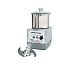 Robot Coupe R602B Cutter Mixer w/ 7-qt Stainless Bowl, Smooth Edge S-Blade & 2-Speeds