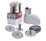 Robot Coupe R2DICEULTRA Combination Food Processor w/ 3-qt Stainless Bowl, S-Blade & 1-Speed