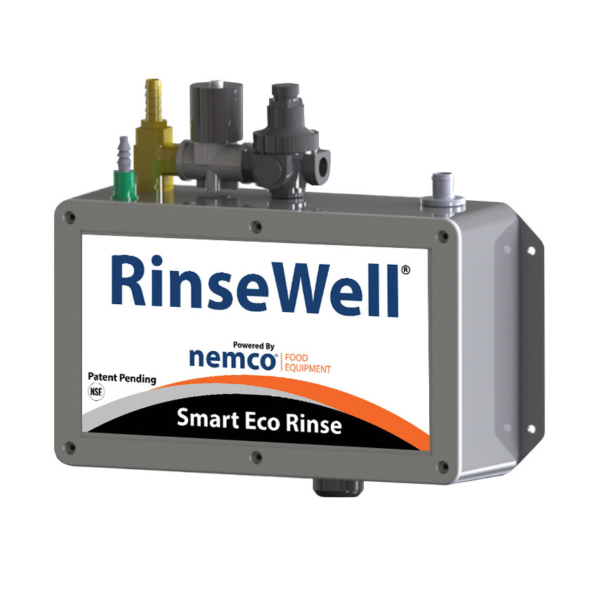 Nemco 3005 RinseWell® Controller for Round Dipper Well
