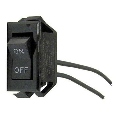 Nemco 45379 Rocker Switch For Food & Infrared Warmers, On/Off w/ 6-in Leads